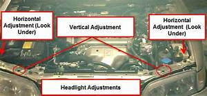 97 Headlight Adjustment Help - Honda-tech