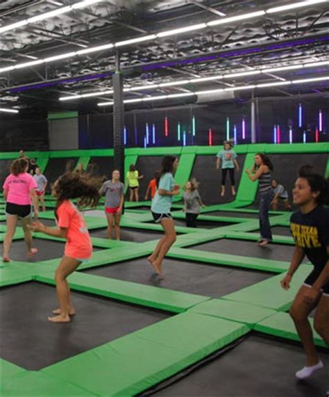 flight deck best indoor troline park in dfw 2016