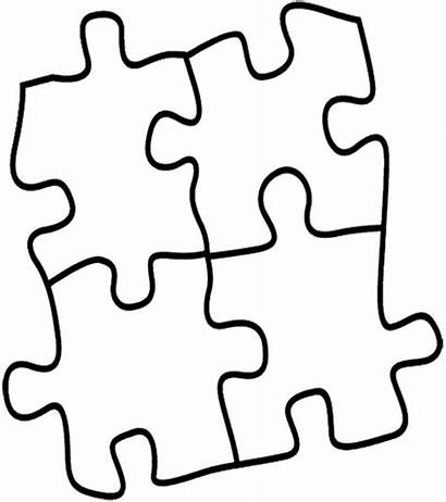 Coloring Pieces Puzzles Four