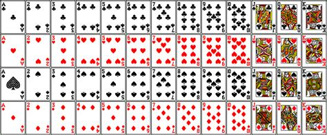 7 Best Images Of Printable Mini Deck Of Playing Cards
