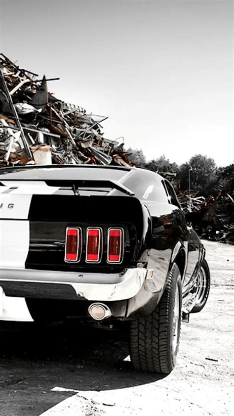 classic car iphone wallpapers wallpapersafari muscle