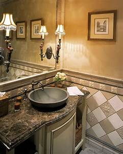 22 floral bathroom designs decorating ideas design for Pictures of traditional bathrooms