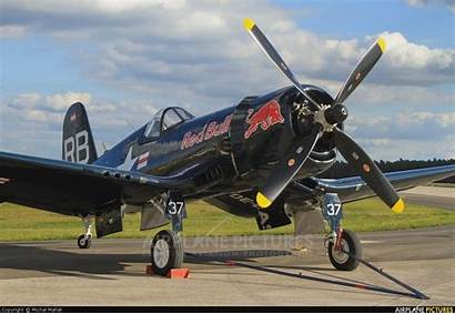 Corsair F4u Flying Vought Bulls Airplane Wallpapers