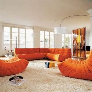 99 interieurs magnifiques avec tapis shaggy design a poil long With tapis shaggy avec canape cuir plus fauteuil