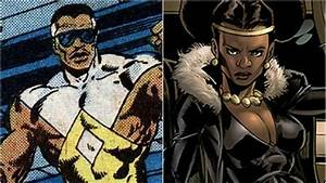 Luke Cage casts Bushmaster and Nightshade