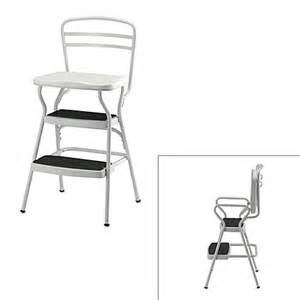 cosco 174 white chair step stool bed bath beyond
