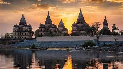 India Orchha Gwalior Near Nord Places Tour