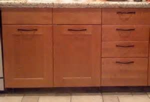 cabinet handles  installed vertical  horizontal