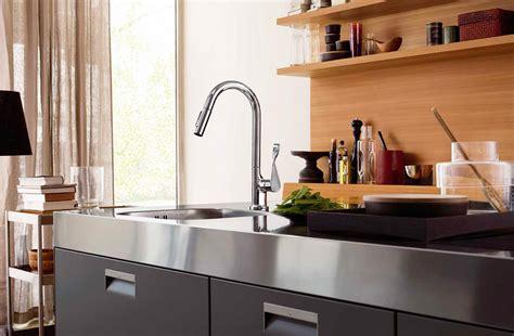 robinetterie evier cuisine robinet de cuisine citterio axor ney