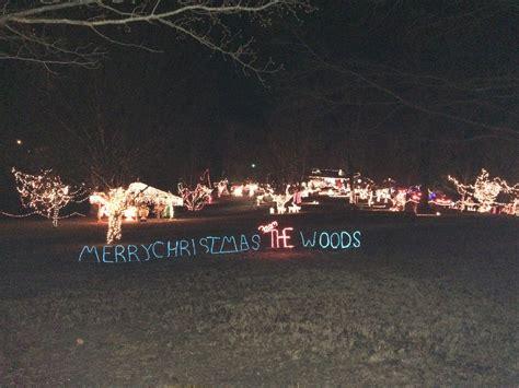 christmas light display draws hundreds and national