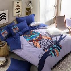 harry potter hedwig cotton comforter bedding set bed