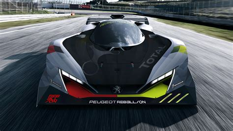 News - Peugeot Teases New Hypercar For Newly Named Le Mans ...