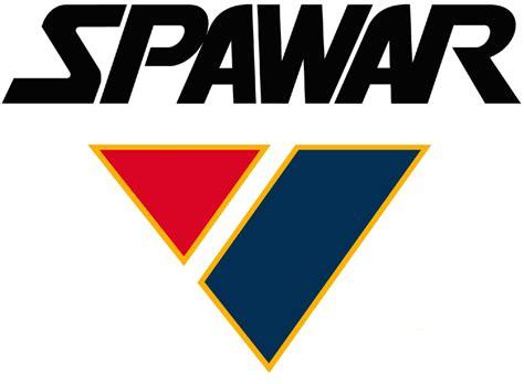 navy insignia file spawar logo gif wikimedia commons