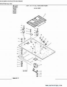 Kobelco Sk100 Mark Iii Excavator Parts List Manual Pdf