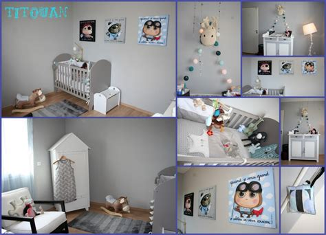 creer deco chambre bebe idee deco chambre bebe grise