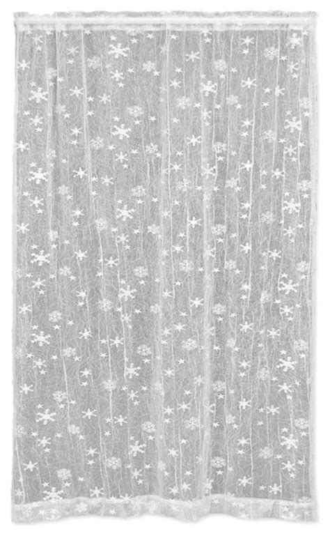 Wind Chill Panel - Scandinavian - Curtains - by Heritage Lace