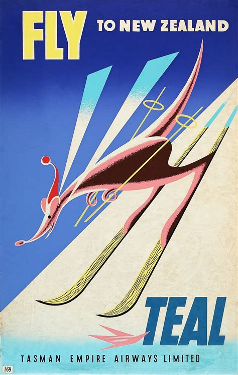 5 retro airline posters for inspiration   The Graphic Cave