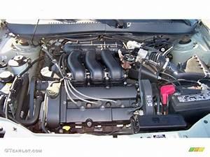 2001 Ford Taurus Sel Engine Photos