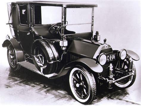 Lancia Gamma 20 Hp 1910