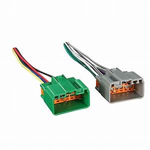 Factory Amp Interface With Wire Harness Cable Plug