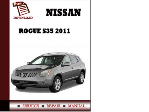 how to download repair manuals 2011 nissan rogue regenerative braking pay for nissan rogue s35 2011 service manual repair manual pdf download