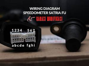 Wiring Diagram Speedometer Satria Fu  U2013 Child Blog Garasi