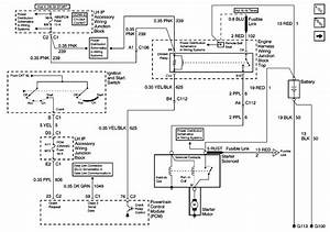 2008 Impala Starter Wiring Diagram  The Starter On My