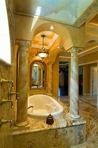25, Tuscan, Bathroom, Design, Ideas