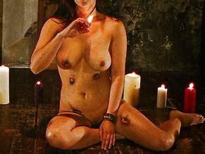 Mylene Jampanoi  nackt