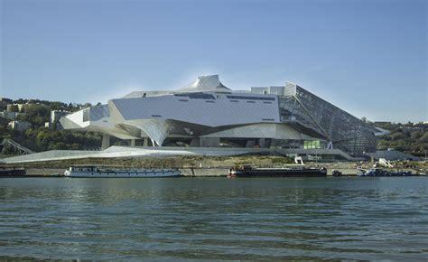 musee moderne lyon coop himme l blau s crystalline mus 233 e des confluences opens in lyon wallpaper