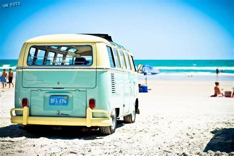 volkswagen van beach volkswagen van on beach www imgkid com the image kid