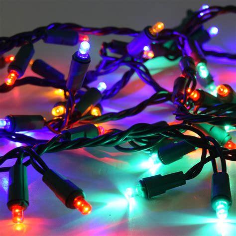 led garland xmas lights 60 multi color led garland lights
