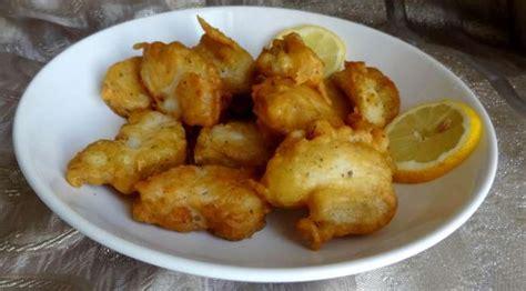 beignets de poisson ultra simple la tendresse en cuisine