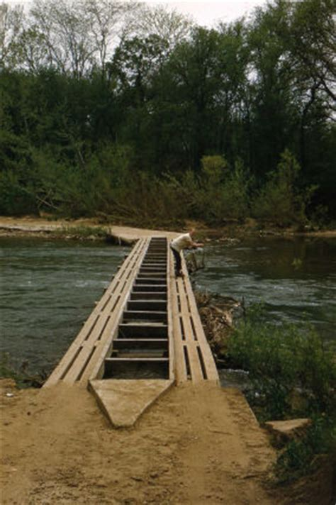bridgehuntercom meramec crossing hog trough bridge