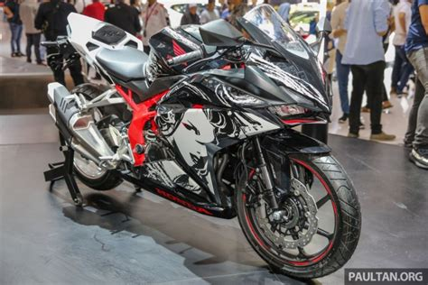 honda cbr series price honda cbr250rr quot the art of kabuki quot unveiled details