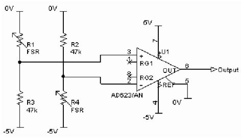 Interface Circuit Data Acquisition System The