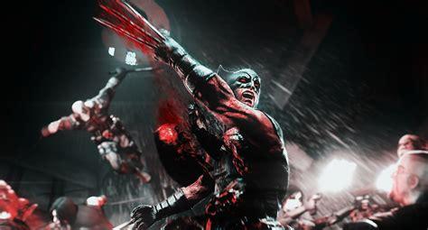 violence wolverine blood  men hd wallpaper