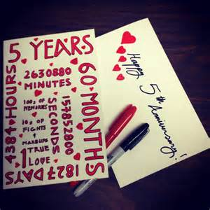 five year wedding anniversary 25 best ideas about anniversary gifts on gifts for boyfriend