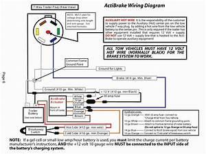 Tekonsha Prodigy P3 Wiring Diagram