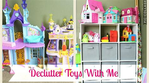 Declutter Kids Toy Room With Me  Terrific Planner Youtube