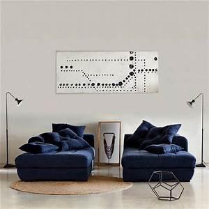 le petit tapis rond belle solution pour les petits With petit canapé convertible avec tapis jute rond