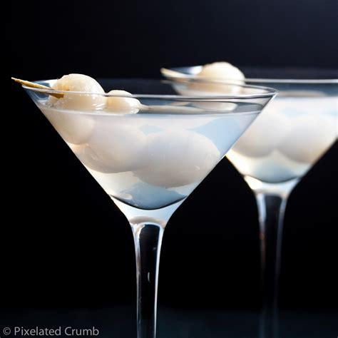 lychee martini eye of the dragon lychee martini pixelated crumb