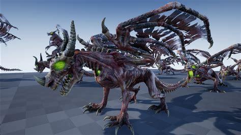 undead dragon protofactor