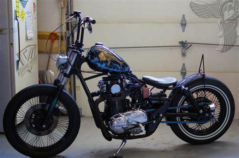 zenachopper biker metric