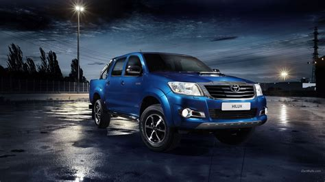 toyota hilux invincible computer wallpapers desktop
