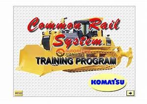 Komatsu Comman Rail System Training