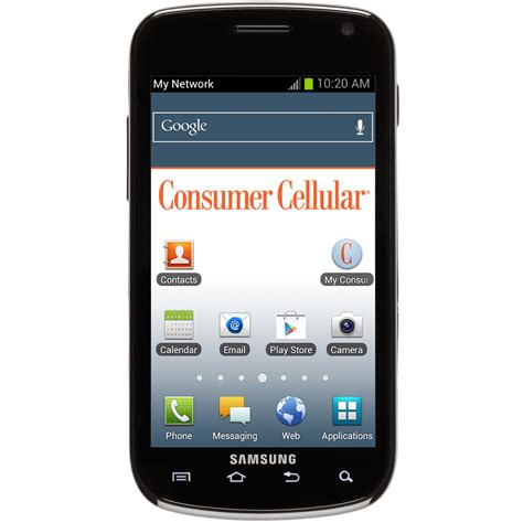 aarp smartphone consumer cellular samsung galaxy exhilarate android