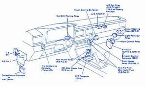 Toyota Fuse Box Circuit Wiring Diagrams Page Element A Element A Passaggimag It