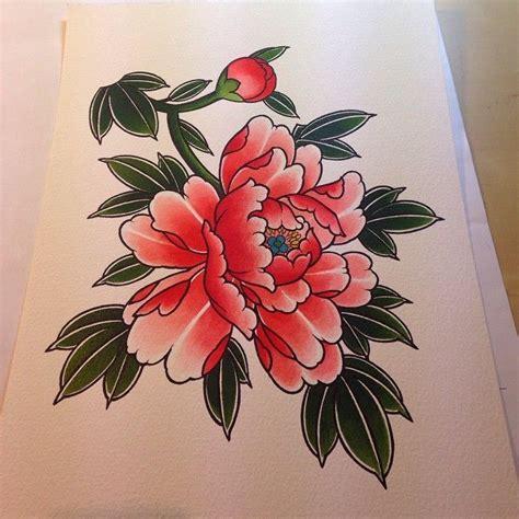 pin  otzi  neo japanese tattoo japanese flower