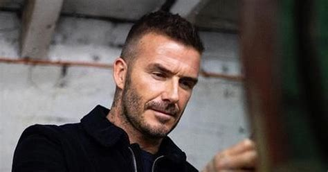 Every New David Beckham Haircut & How To Get Them